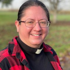 The Rev Sarah Monroe